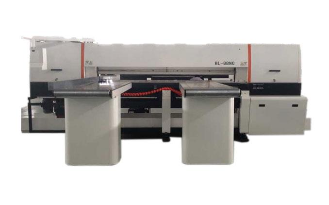 HL-8BNC全自动铝板锯切机