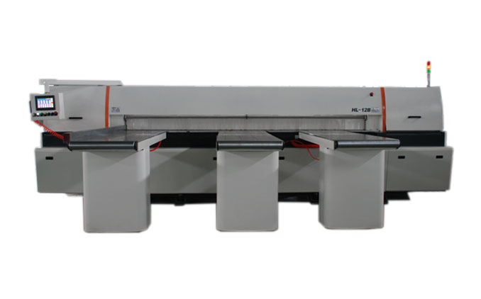 HL-12B半自動鋁板鋸切機