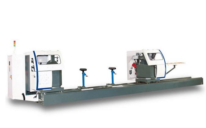 T5 自動雙鋸切角機